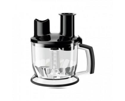 Braun MQ70 virtuves kombains Melns (1500 ml)