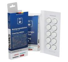 Tīrīšanas tabletes kafijas automātiem un termosiem BOSCH