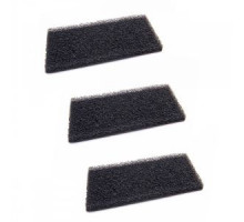 3 filtru komplekts Whirlpool veļas žāvētājam EuroFilter